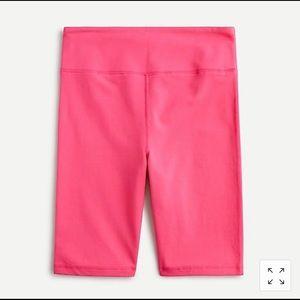 J. Crew bike shorts